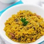 Cauliflower Local Jollof Rice