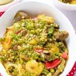 Okro Soup (African Okra Soup)