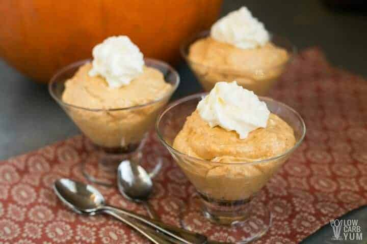 Pumpkin Mousse Recipe
