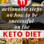 How To Be Successful On The Keto Diet